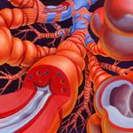 """Anatomical Art Magazine Cover"""